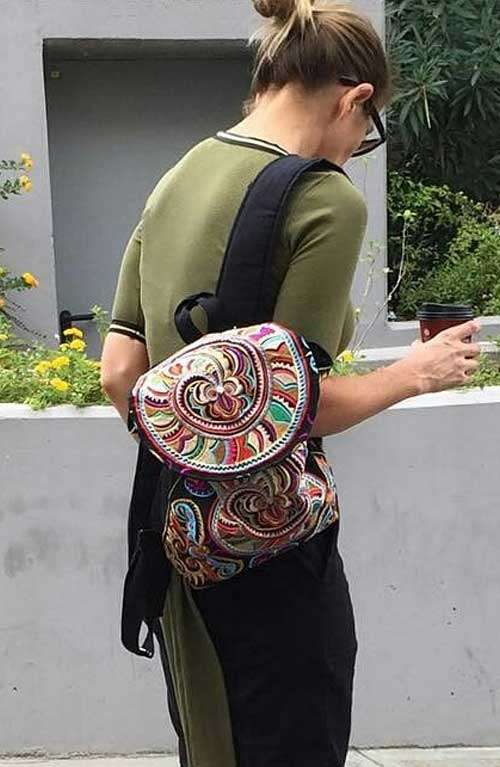 Backpack - Swirl