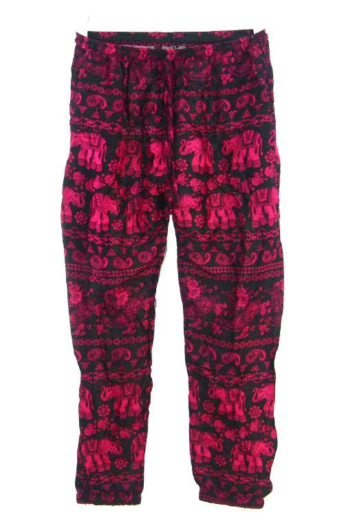 Harem Pants - Elephant Small