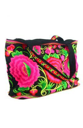 Large Bohemian Shoulder Bag