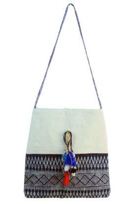 Cross Body Batik Bag