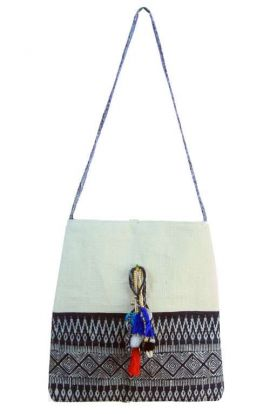 Cross Body Batik Bag