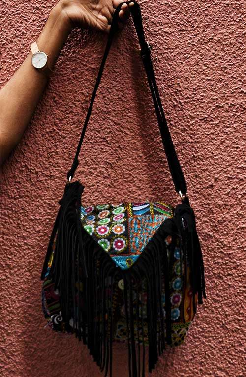 IbizaBoho - Shoulder Sling Bag