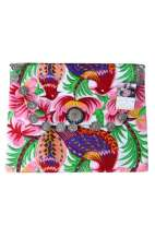 Kimmi Clutch - Pink Bird