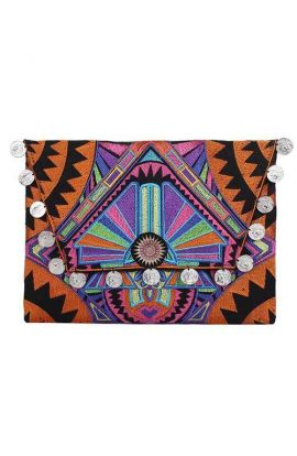 Kimmi Clutch - Tribal