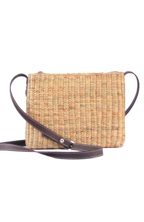 Crossbody Bag Rattan Bag Basket Bag