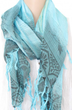 Scarf - Thai Silk Love