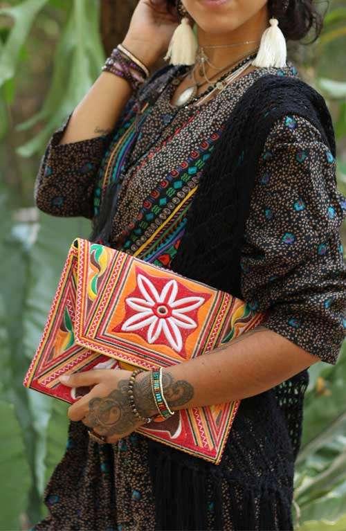 Kimmi Clutch - Raj