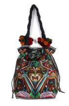 Bohemian Small Shoulder Tote Bag