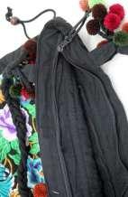 Floral Bohemian Shoulder Bag