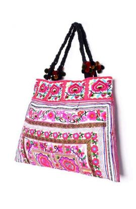 Sandy Beach Bag - Thai Garden