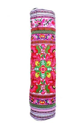 Yoga Mat Carrier - Thai Flower