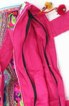 Black Rose Sandy Beach Bag