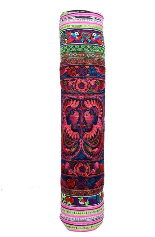 Yoga Mat Carrier - Red Bird