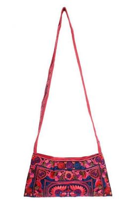Cross Body Bag - Red Bird