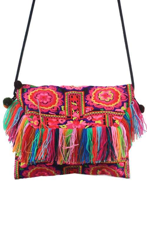 Tribal Cross Body Handbag