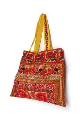 Sandy Beach Bag - Burnt Orange