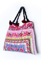 Sandy Beach Bag - Sky Garden
