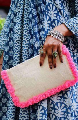 Hippie Boho Batik Bag
