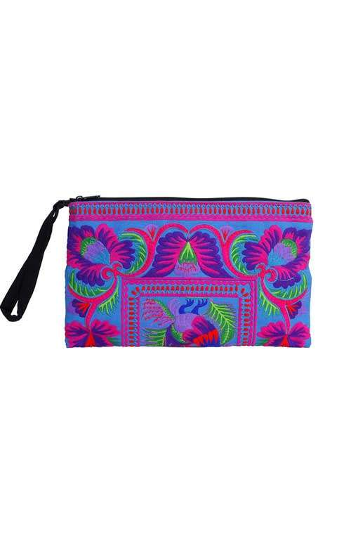 Women's Purse - Violet Butterfly