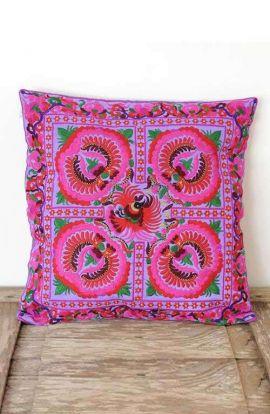 Cushion Cover - Multi Bird