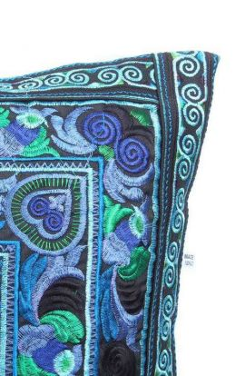 Cushion Cover - Ocean Bird