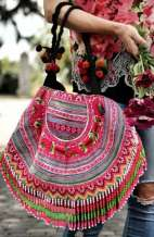Vintage Tassel Shoulder Bag