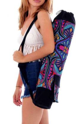 Yoga Mat Carrier - Rose