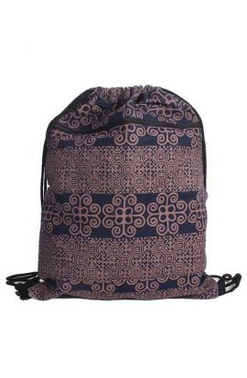 Backpack Sling Bag - Batik