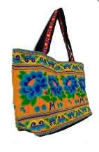 Pretty Boho Flower Shoulder Bag