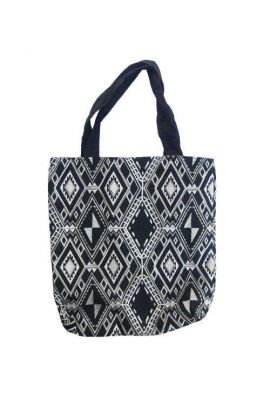 Bohemian Small Shopping Bag - Wave