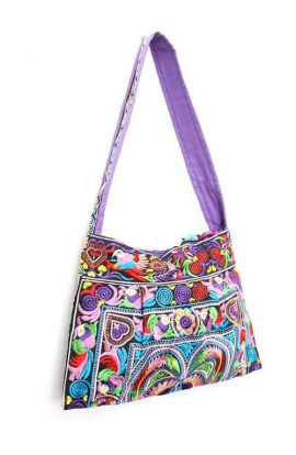 Shoulder Bag - Multi Bird