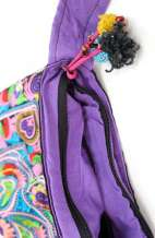Shoulder Bag - Multi Bird