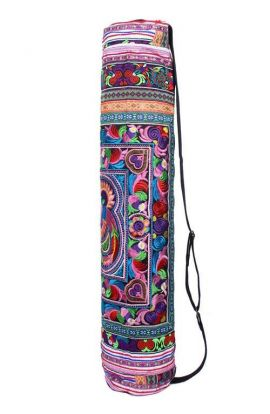 Yoga Mat Carrier - Multi Bird