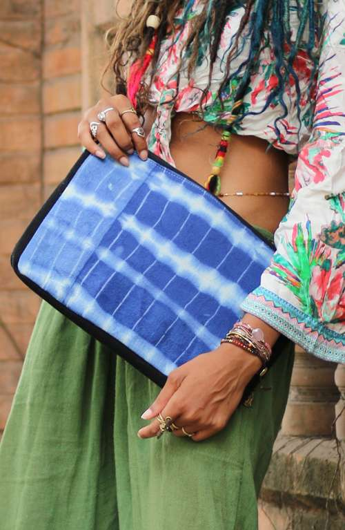 Laptop Case - Tie Dye