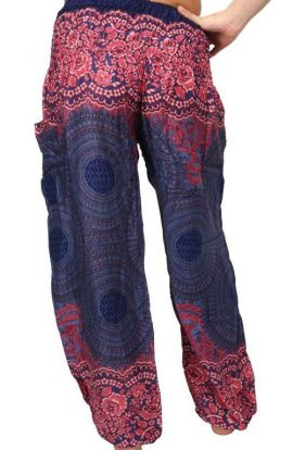 Honey Hive Boho Harem Pants