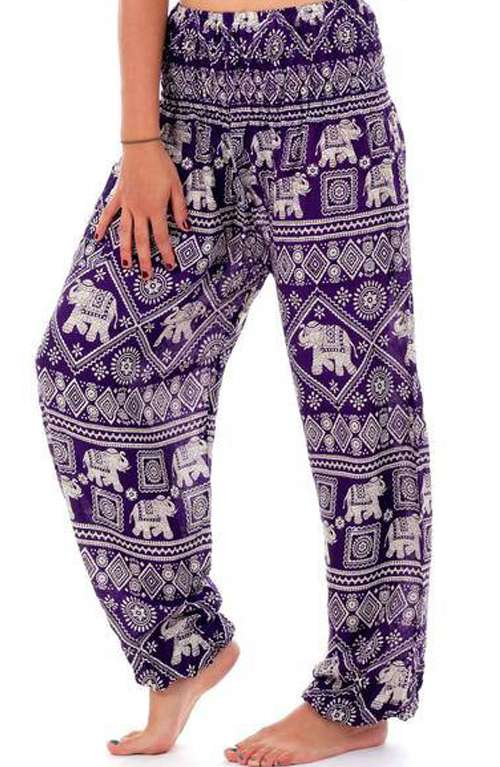 Elephant Harem Pants