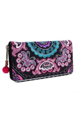 Women's Wallet - Butterfly