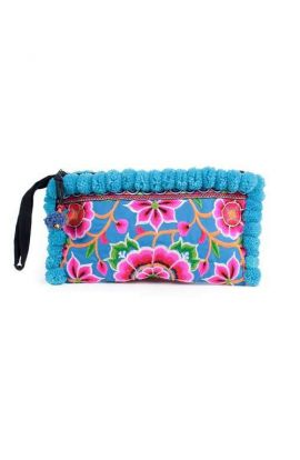 Lou Lou Clutch Purse - Sky