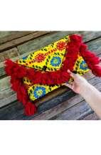 Woven Patchwork Handmade Bag