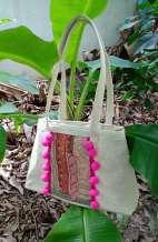 Vintage Hemp Handbag