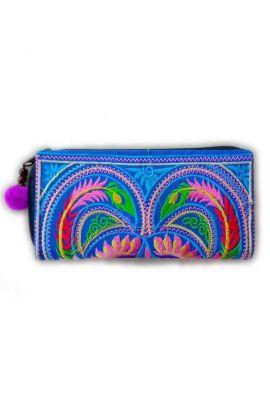 Women's Wallet - Multi Bird