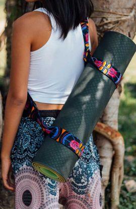 Yoga Mat Strap - Elephant