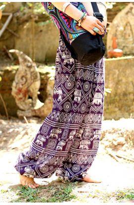Sarouel - Pantalon éléphant