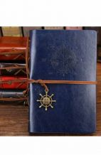 Faux Leather Journal - Vintage Style