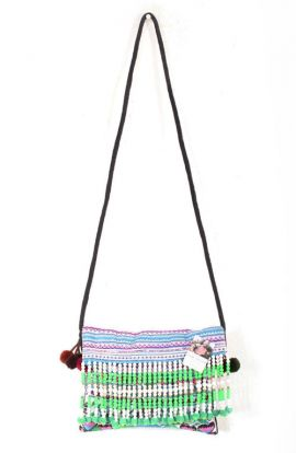 Vintage Cross Body Tassel Bag