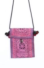 Cross Body Bag - Violet Purple