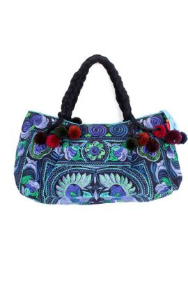 Multi Bird Duffle Bag - Multi