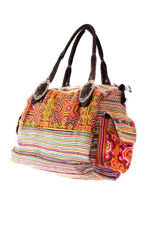 Shoulder Bag - Tribal Beauty