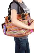 Burnt Orange Shoulder Bag