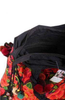 Large Gypsy Rose Shoulder Bag